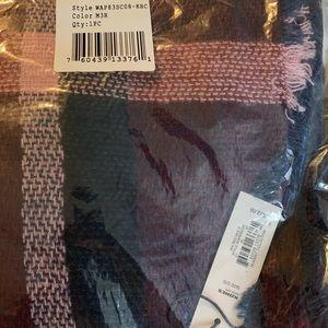 4for$25 blanket scarf